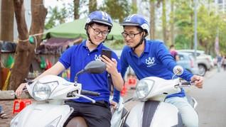 Grab Sambut 'Pesaing' Asal Vietnam yang Akan Masuk Indonesia
