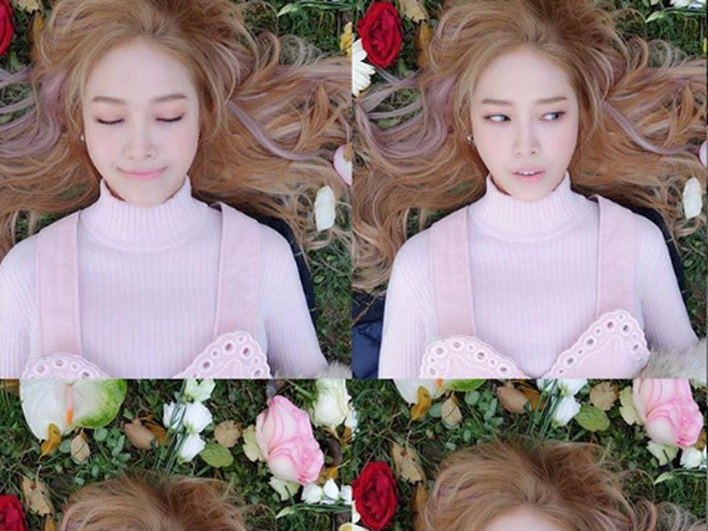 Dan ini wajah Jessica Jung di tahun 2016.Dok. Instagram/jessica.syj