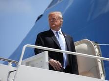 Trump: Berani Lawan AS, Riwayat Iran Akan Tamat