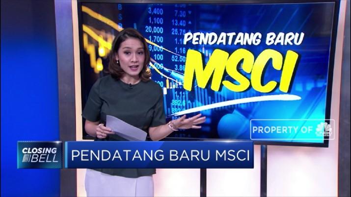 Pendatang Baru MSCI