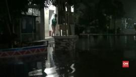 VIDEO: Luapan Air Kali Ledug Banjiri Perumahan di Tangerang