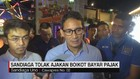VIDEO: Sandiaga Tolak Ajakan Boikot Bayar Pajak