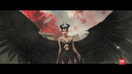 VIDEO: Tampilan Perdana Angelina Jolie di Sekuel 'Maleficent'
