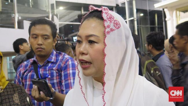 Yenny Wahid Sebut 'People Power' Merugikan Rakyat