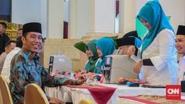 Jokowi Janji Tak Ikut Kampanye Gibran-Bobby: Kerjaan Banyak