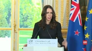 VIDEO: PM Selandia Baru Puji Facebook Perketat Aturan Live