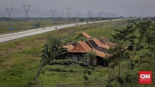 FOTO: Rejosari, Desa di Tepi Tol Trans Jawa