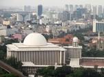 Gegara PSBB, Renovasi Masjid Istiqlal Bisa Kelar Akhir Juni
