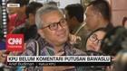 VIDEO: KPU Belum Komentari Putusan Bawaslu