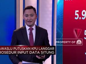 KPU Dinilai Langgar Prosedur Input Data Situng