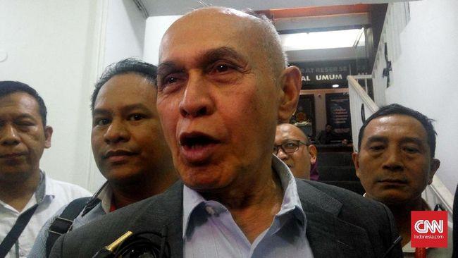 TNI Tegaskan Prajurit Aktif Tak Bantu Penangguhan Kivlan Zen