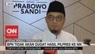 VIDEO: BPN Tidak Akan Gugat Hasil Pilpres ke MK