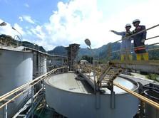 Hilirisasi Nikel Dikebut, Apa Kabar Smelter Antam?