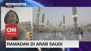 VIDEO: Suasana Ramadan di Arab Saudi