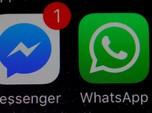 WhatsApp Bisa Chatting dengan Pengguna Facebook Messenger