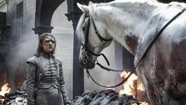 HBO Tolak Cerita Lepasan 'Arya Stark' dari 'Game of Thrones'