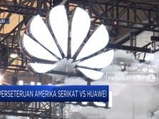 Tidak Masuk Akal, Amerika Serikat Larang 5G Huawei
