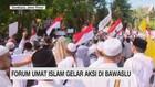 VIDEO: Forum Umat Islam Gelar Aksi di Bawaslu