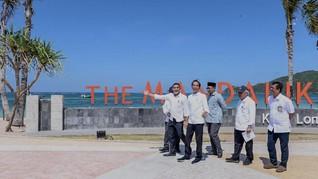 Jokowi Minta Pembangunan Sirkuit MotoGP Indonesia Dikebut