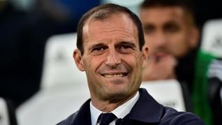 Allegri Beri Sinyal Guardiola Gabung Juventus