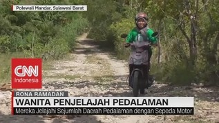 VIDEO: Kisah Para Wanita Penjelajah Pedalaman