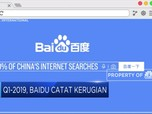 Q1-2019, Baidu Merugi  USD 47,51 Juta