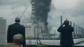 Seberkas Kenangan 'Chernobyl' di Kepala Stellan Skarsgard
