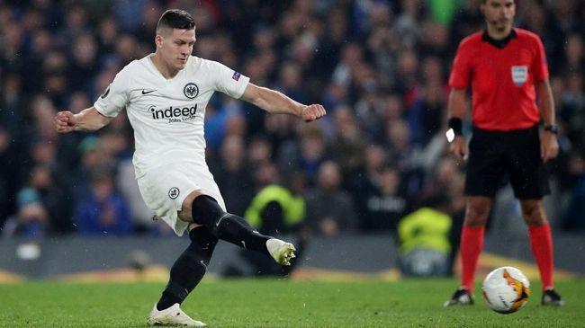 Luka Jovic, Penyerang Termahal Ketiga di Madrid