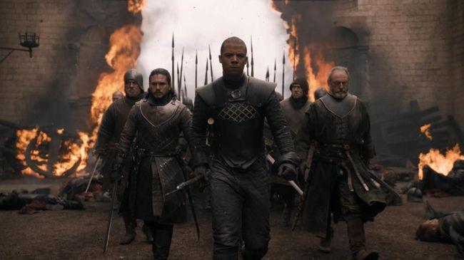 Dapatkan Hadiah Eksklusif Kenang-kenangan 'Game of Thrones'