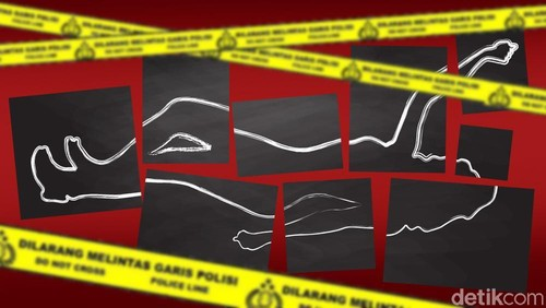Mutilasi Wanita di Malang