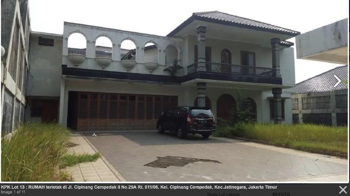 Rumah Mewah Fuad Amin Rp 33 M Dilelang, Ini Penampakannya