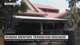 VIDEO: Rumah Menteri PUPR Terancam Digusur