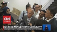 VIDEO: Kivlan Zen Jadi Saksi Kasus Makar Eggi Sudjana