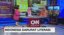 VIDEO: Indonesia Darurat Literasi