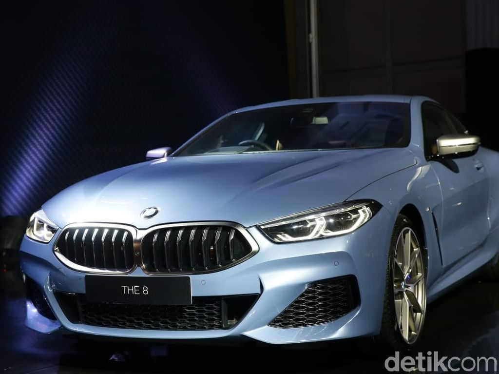 BMW M850i Dibanderol Rp 3,7 Miliar