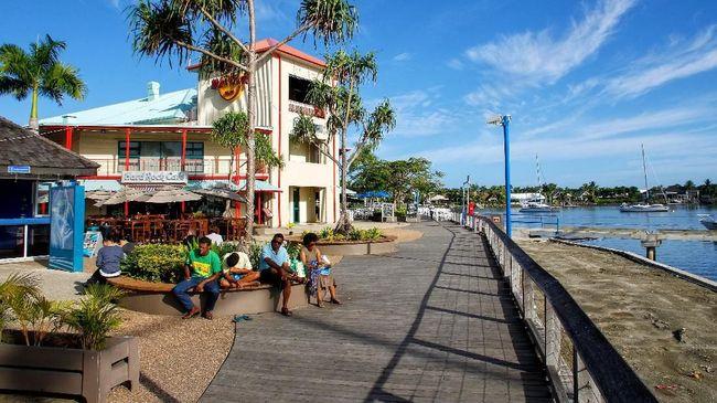 Menjadi Minoritas yang Dihormati di Fiji