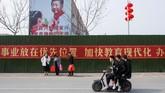 Provinsi Henan dikenal sebagai tempat lahirnya peradaban Tiongkok. (REUTERS/Thomas Peter)