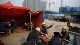 Memiliki 100 juta penduduk, provinsi Henan terkenal dengan perekonomiannya yang transformatif. (REUTERS/Thomas Peter)