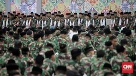LSM Kritik Kebijakan Jabatan Fungsional TNI