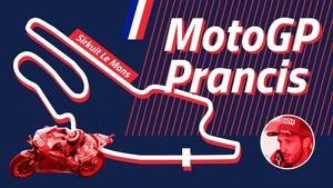 INFOGRAFIS: Fakta Penting Jelang MotoGP Prancis 2019