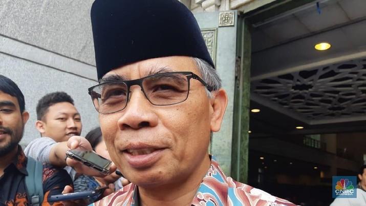 Otoritas Jasa Keuangan (OJK) dan Bursa Efek Indonesia (BEI) tegaskan pasar modal aman.