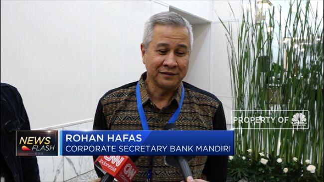 BNLI BMRI Akuisisi BNLI, Bank Mandiri: Tidak Batal Namun Tolak Komentar