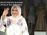 Mengintip Istana Fesyen Busana Muslim Milik Ria Miranda