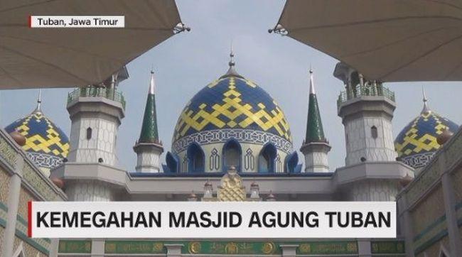 Video Kemegahan Masjid Agung Tuban