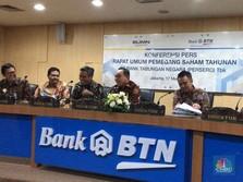 Likuiditas Ketat, BTN Ingin Naikkan Bunga Deposito 25-50 bps