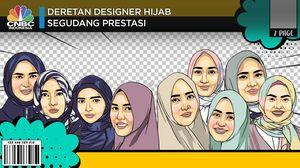 Deretan Designer Hijab Segudang Prestasi