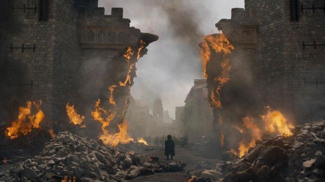 Netizen Bandingkan Kerusuhan 22 Mei dengan 'Game of Thrones'
