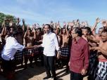 Jokowi Soal Penangkapan Teroris: Memang Mau Dibiarkan?