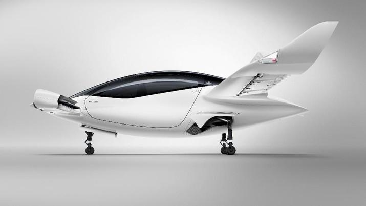 Taksi terbang yang bisa dipesan melalui aplikasi akan segera teralisasi. Adalah Lilium Jet yang akan membuat hal ini menjadi sebuah kenyataan.
