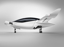 Siap-siap, Taksi Terbang Akan Segera Jadi Kenyataan